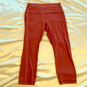 lululemon athletica Pants - Lululemon 7/8 align